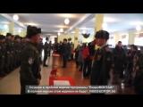 ЕЛАНЬ Присяга 17.01.2016 г 2 учебный центр 3 рота