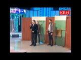 КВН Смоленск Триод и Диод семейная ссора на лестничной клетке