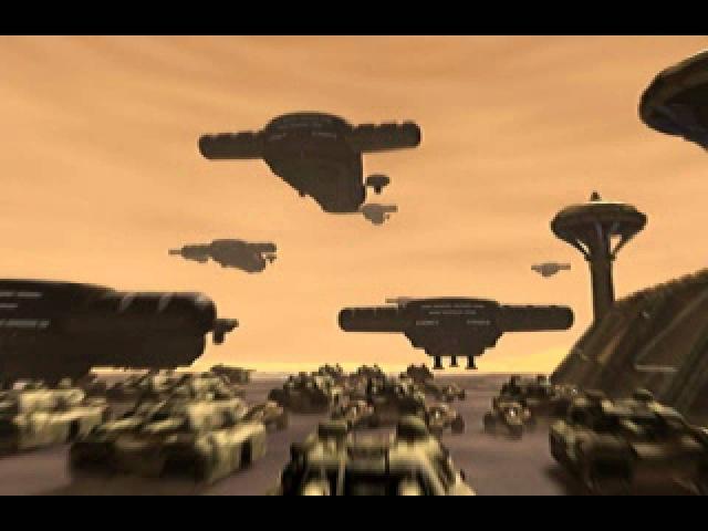 PlayStation - Dune 2000 Intro (HD)