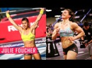 Julie Foucher (Crossfit Athlete) Training Diet | Fitness Babes