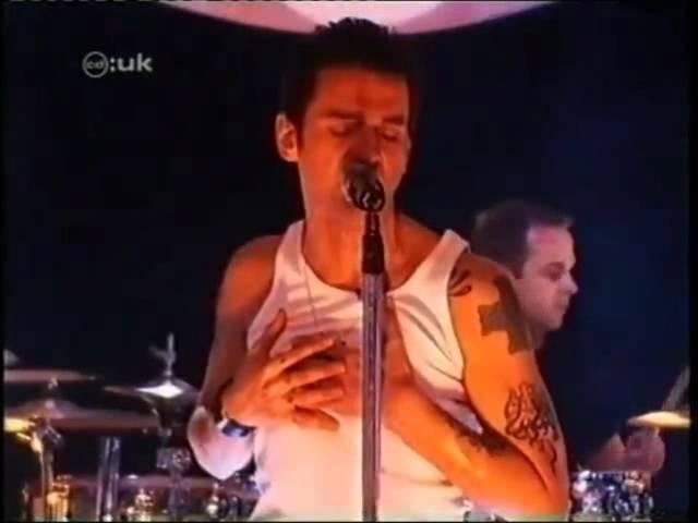 Depeche Mode - I Feel Loved Dream On (live on CD UK)
