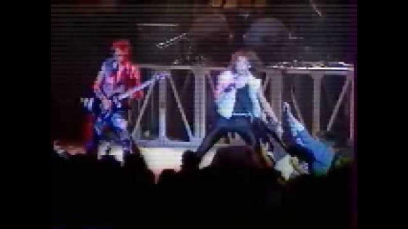 Мастер Щит и меч Live 1987