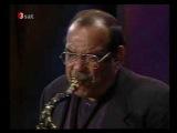 Charlie Haden Quartet West with string orchestra