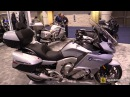 2016 BMW K1600GTL Exclusive - Walkaround - 2015 AIMExpo Orlando