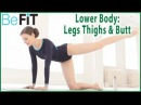 Ballet Beautiful: Lower Body Workout for the Legs, Thighs Butt- Mary Helen Bowers