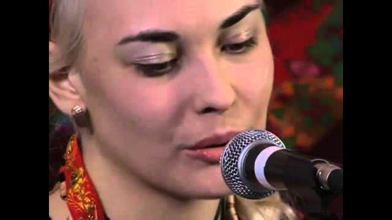Славянская певица МЛАДА Разлилась речка быстрая