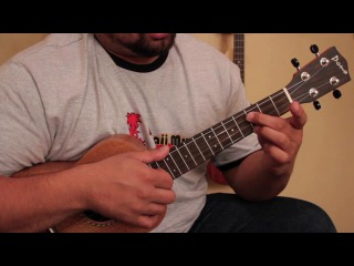 Ukulele Lesson -Hawaiian