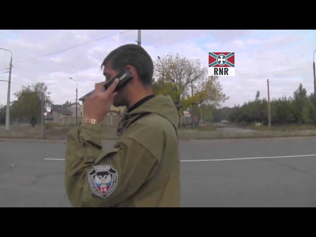 18 Бой за Донецкий аэропорт Моторолла Гиви и Абхаз Часть 1