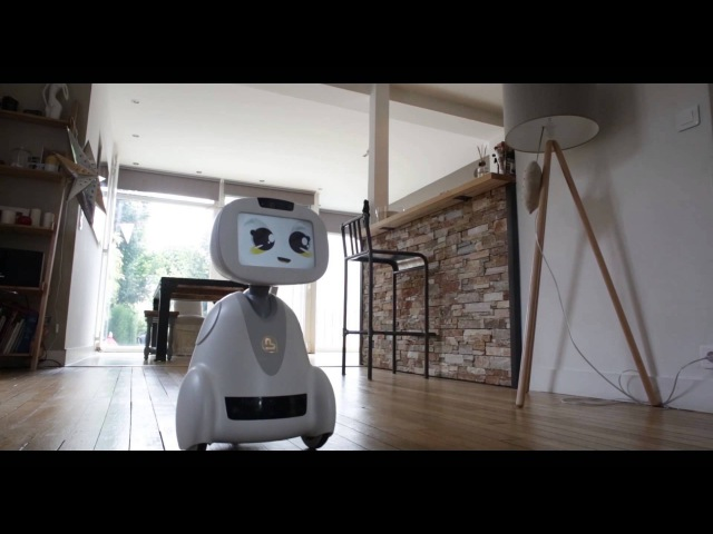 BUDDY : Your Family's Companion Robot - Multi-language (EN / FR/ DE/ JP/ CN)
