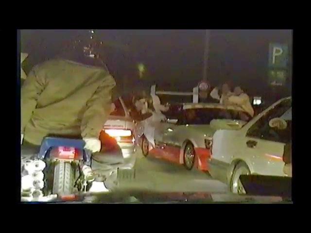 1990年代前半中央道 初日の出暴走