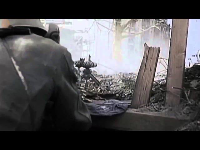 Sleipnir - Unbekannter soldat (Stalingrad) - ENG DE SRB subtitles (HD)