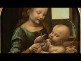 Мадонна с Младенцем. Леонардо да Винчи