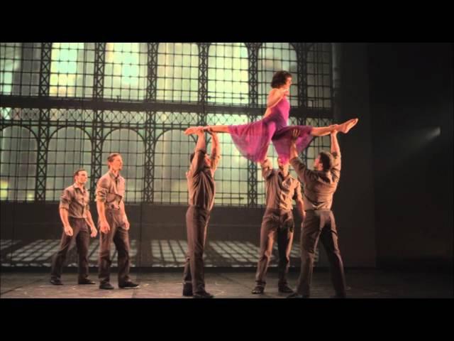 Cirque Éloize CIRKOPOLIS