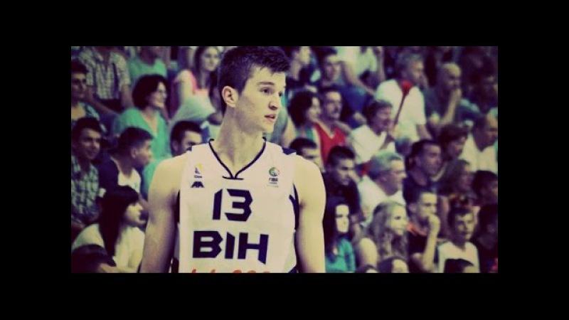 Nedim Buza(28p,10r) vs Italy (U-20 European Championship