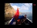 Модель в море модный показ дизайнера Яны Недзвецкой shop.misslo 88003337258