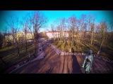 Весна в Кронштадте (аэросъемка HD)