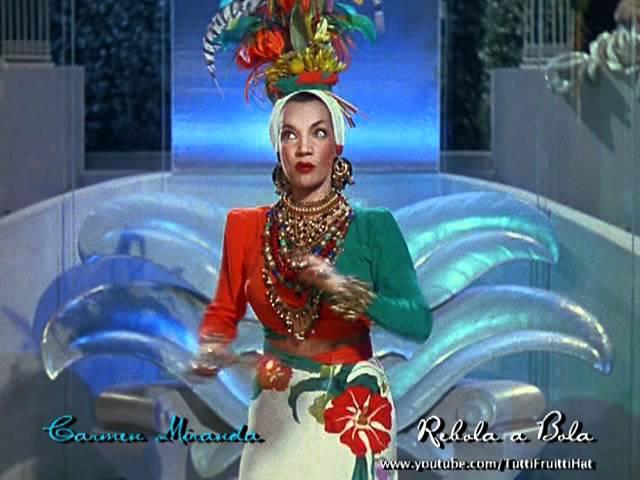 Carmen Miranda: