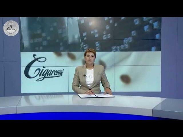 Cigaronne нового поколения Новости первого канала Армении 28 08 2014