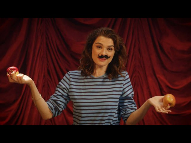 Rachel Weisz Is an Expert When It Comes to Apples | Secret Talent Theatre | Vanity Fair