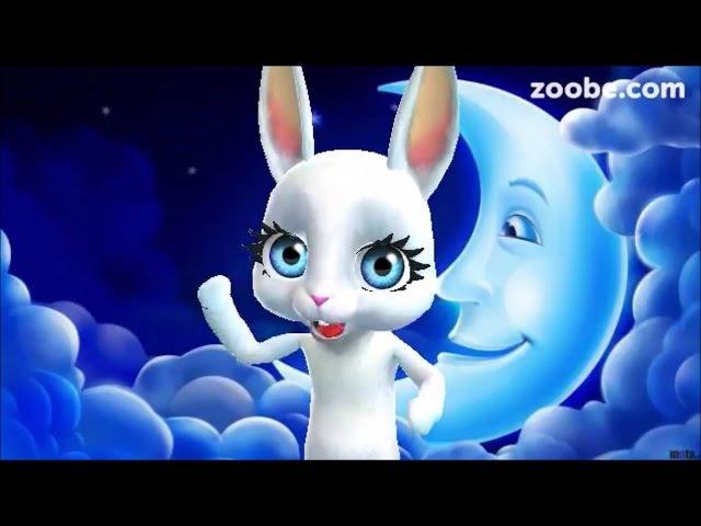 Zoobe Зайка Спи, моя радость, усни :-) Лучшая колыбельная!