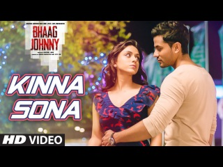 Клип на песню Kinna Sona из фильма Bhaag Johnny, Кунал Кхему, Зоа Морани