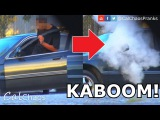 ULTIMATE Bait Car Prank In The Hood! [PRANKS GONE WRONG]