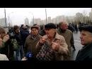 Дед про жидов! почему Медведев коротко стрежется? Да потомучто он кудрявый