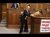 Барна vs Яценюк   детальное видео драки в Верховной Раде Украины