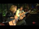 Gypsy Joe Vlado and Alex Fox - Guitar Concert @ Downhouse Live Jem Session Improvisation!
