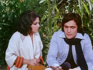 Трагическое совпадение.  Khel Khel Mein.  1975г.