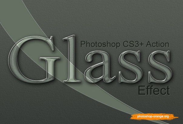 Preset Glass effect for lightroom