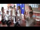 выпускной 4-й класс Краснополянская ОШ 1-3 ступени