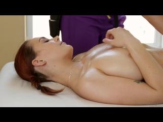 Siri and jelena jensen - lesbian, massage, big tits