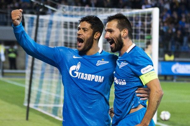 """Халк: """"Зенит"""" думает о финале Лиги чемпионов"""