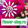 Flower-shop.ru - служба доставки цветов. Москва
