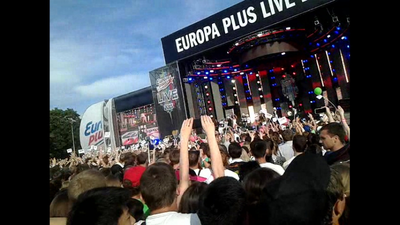 Europa Plus LIVE 2015 Винтаж