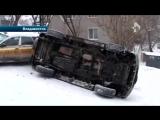 Во Владивостоке сильный снегопад стал причиной множества аварий на дорогах