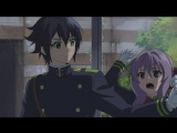 Owari no Seraph 2 (Последний Серафим 2) - 8 серия [RAW] (Owari no Seraph (Последний Серафим) - 20 серия).