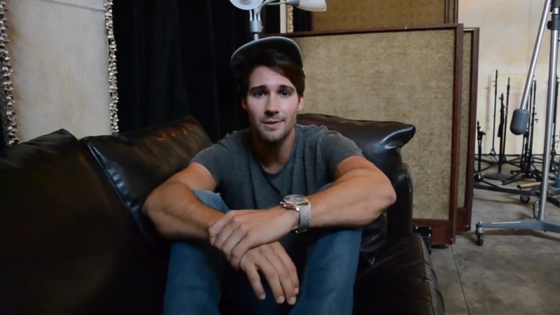 Here's James Maslow's weekly update about what's going on in his life
