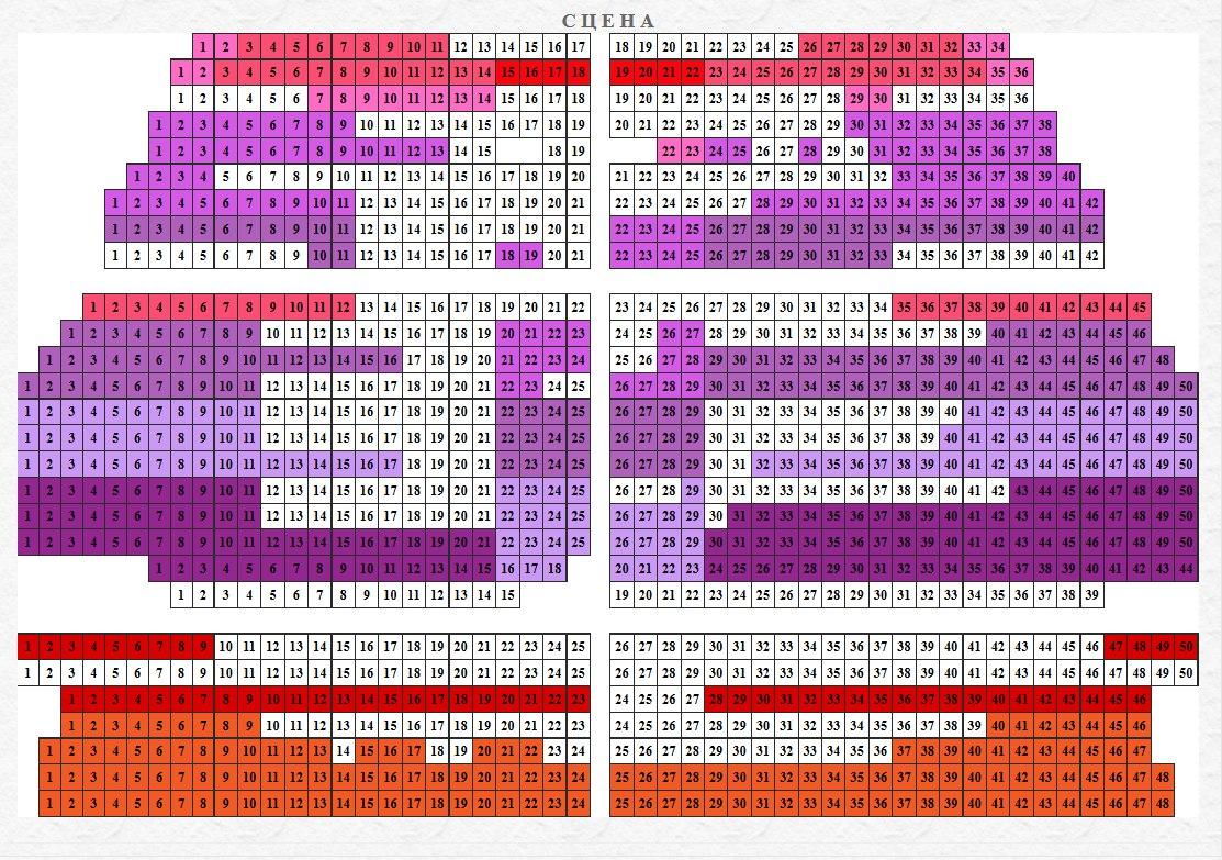 купить билеты в музыкальный театр краснодара