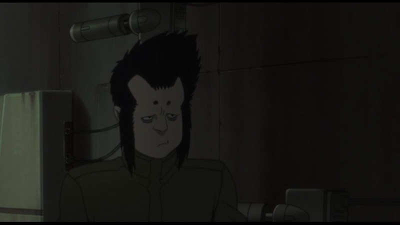 [ТВ-2]Ghost in the Shell: Stand Alone Complex / Призрак в доспехах: Синдром одиночки 20 серия