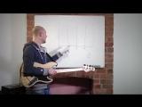 Scott's Bass Lessons -- Groove Formula. 1. THE GROOVE GRID