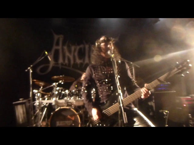ANCIENT - NIGHT VISIT, LAND OF THE DEAD DET GLEMTE RIKET (LIVE AT BLASTFEST 20/2/16)