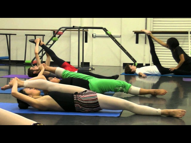Floorwork and Supine Leg Extensions