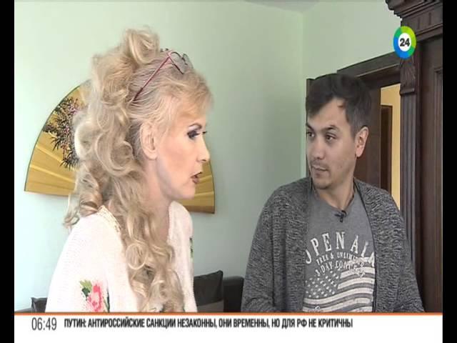 В гостях у экс солистки группы Мираж поп певицы Светланы Разиной Рубрика По домам