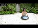 Magnifique démonstration de Hang Drum !