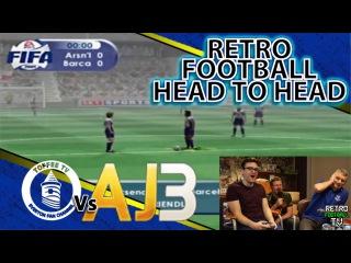 AJ3 FIFA V Toffee TV | FIFA 2001 | Retro Football TV