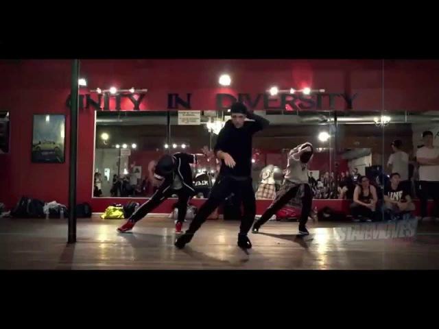 Misha Gabriel Choreo - Latch ( remix )