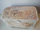 Mixed Media Wedding money gift box Cutie cufar pentru bani nunta unicat