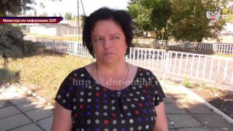 Трякина Инна Генадьевна о визите с проверкой в Тельмановском районе